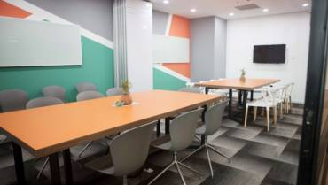 Flexibility on offer in serviced offices
